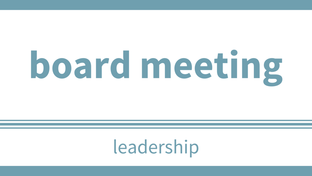 tuesday, april 10 at 7pm - Location: Multipurpose RoomIn preparation for the upcoming RDLUC Board meeting, please submit any reports, minutes or concerns to the Church office at office@reddeerlakeuc.com by the Tuesday prior to the meeting in order for this information to be included in the docket and agenda.