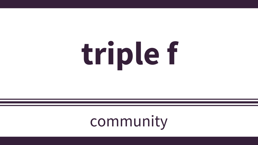 saturday, january 27 at 12pm - Location: Midlands LinkOur Triple F group will now be meeting at the church and would like to extend an invitation to anyone to join.  Triple F stands for Food (pot-luck), Fun (games – bring your favourite, or play with others), and Friends (meet new people, form friendships).  Everyone is welcome!  For more information please contact Fran & Andy Porter at (403) 254-0050.  p.s. we're changing the time so folks don't have to drive at night.