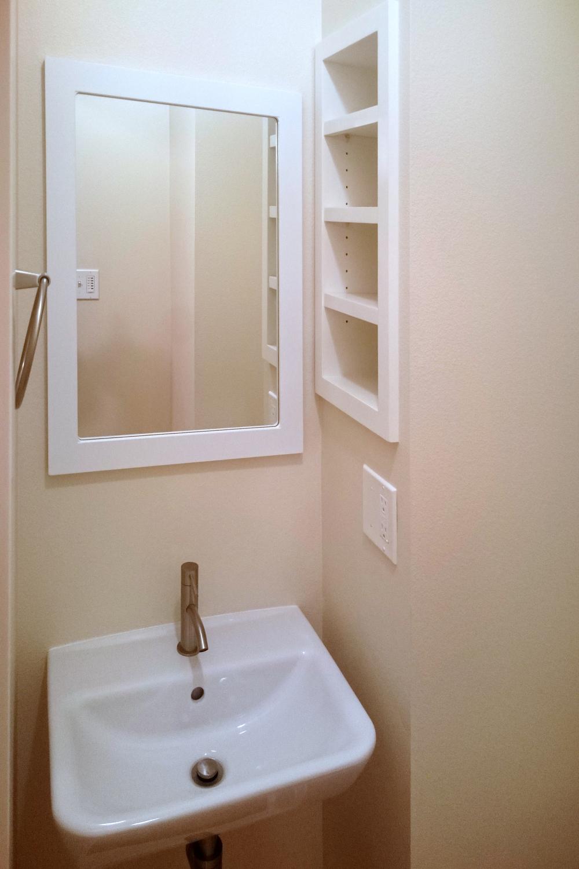 Half Bath Sink