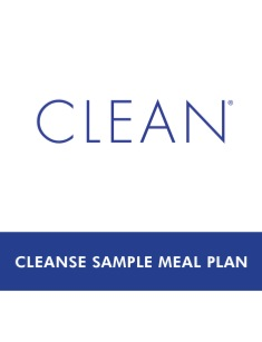 Comp    l    ete Meal Plan   from Clean  with Recipes : this is a complete 3 week plan including clean recipes that you can edit or move things around as you like.
