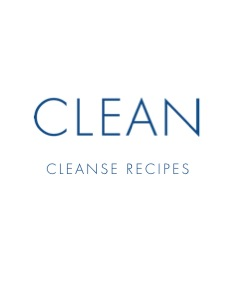 Cleanse Recipes   from Clean: many pages of recipes to make your own plan, or supplement your meal plan.