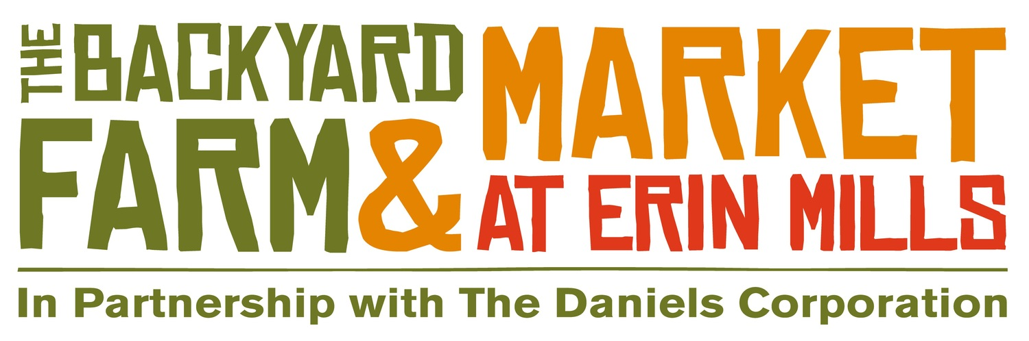 The Backyard Farm & Market at Erin Mills