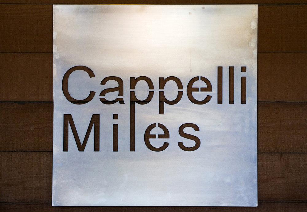 Cappelli Miles Sign.jpg