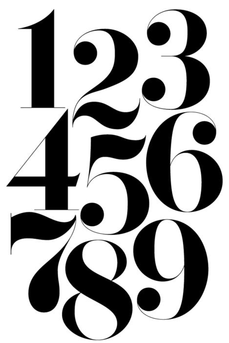 Bella typeface.