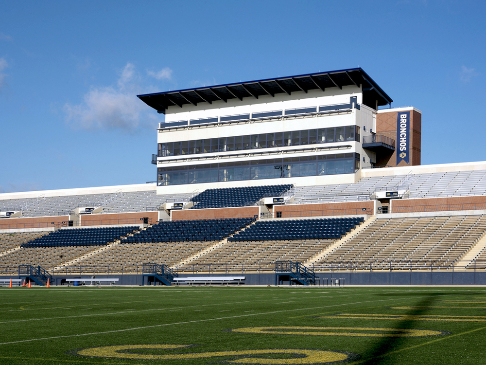 University of Central Oklahoma Wantland Stadium