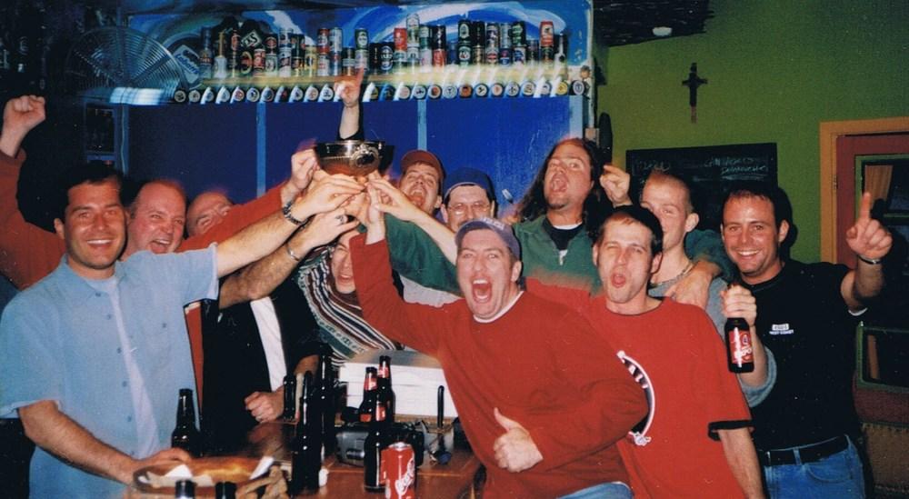 Le couronnement et le début de l'histoire du trophée des champions de la LFA