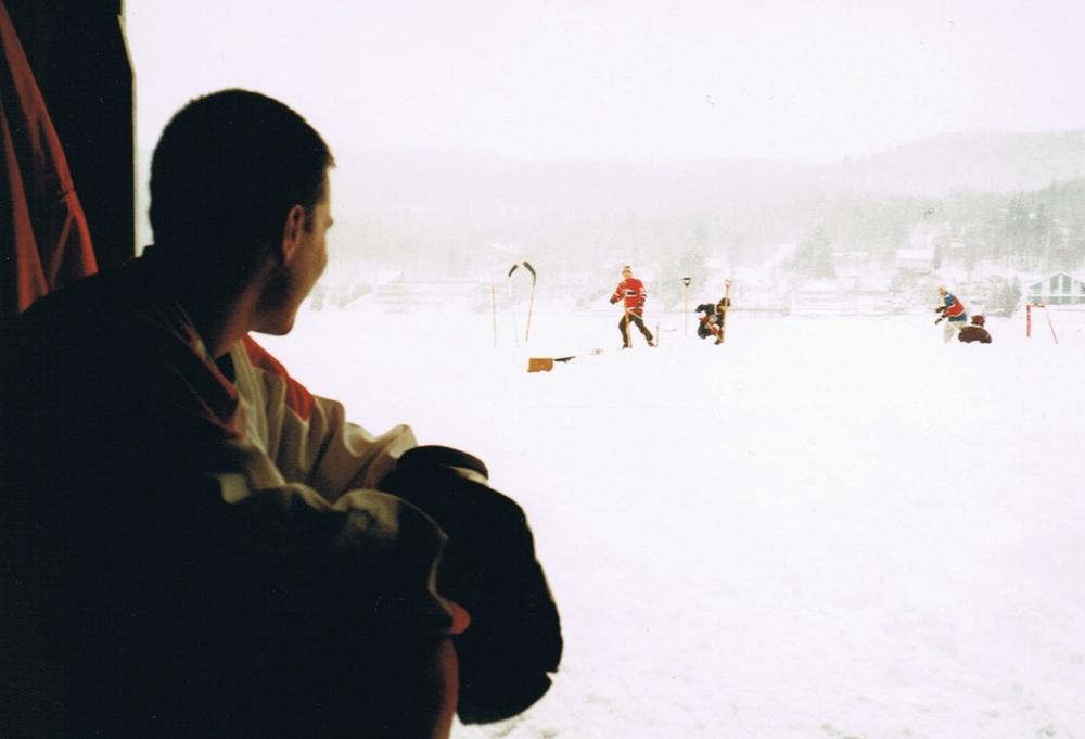"""Le premier """"winter classic"""" chez Phil"""