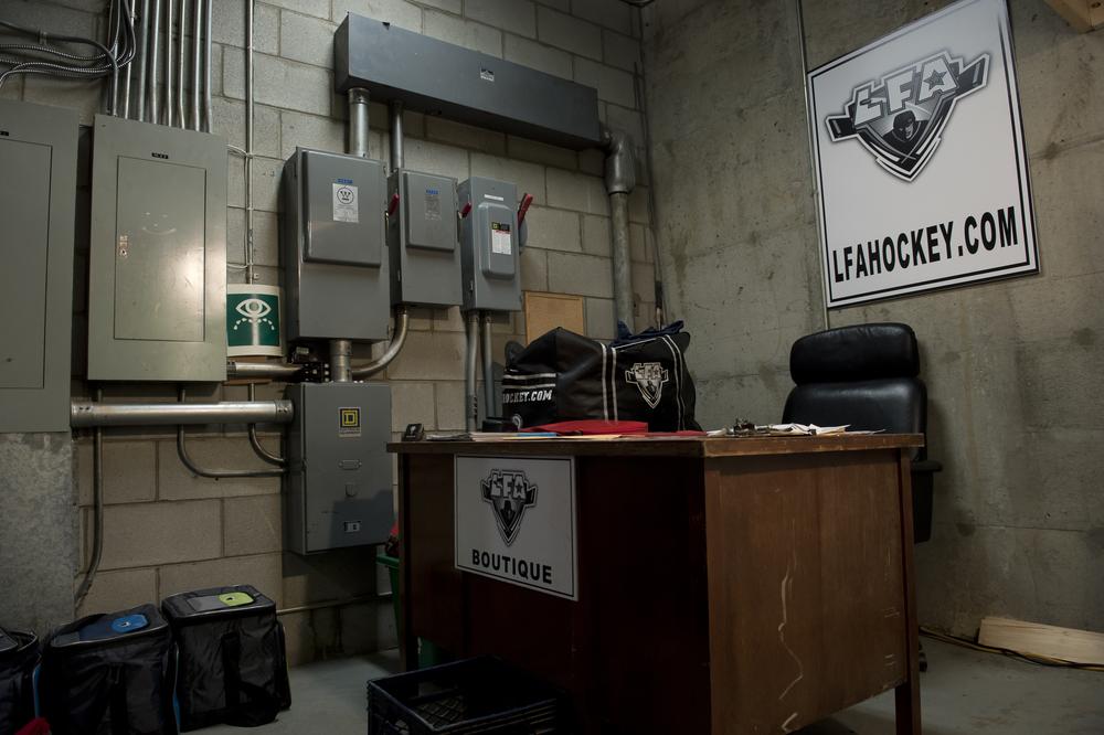 THE OFFICE (PHOTO BRUNO PETROZZA)
