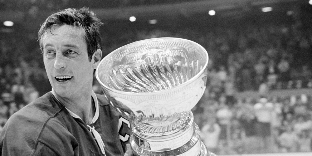 jean beliveau's last stanley cup (as a player) won may 18th 1971 against the Chicago Black Hawks