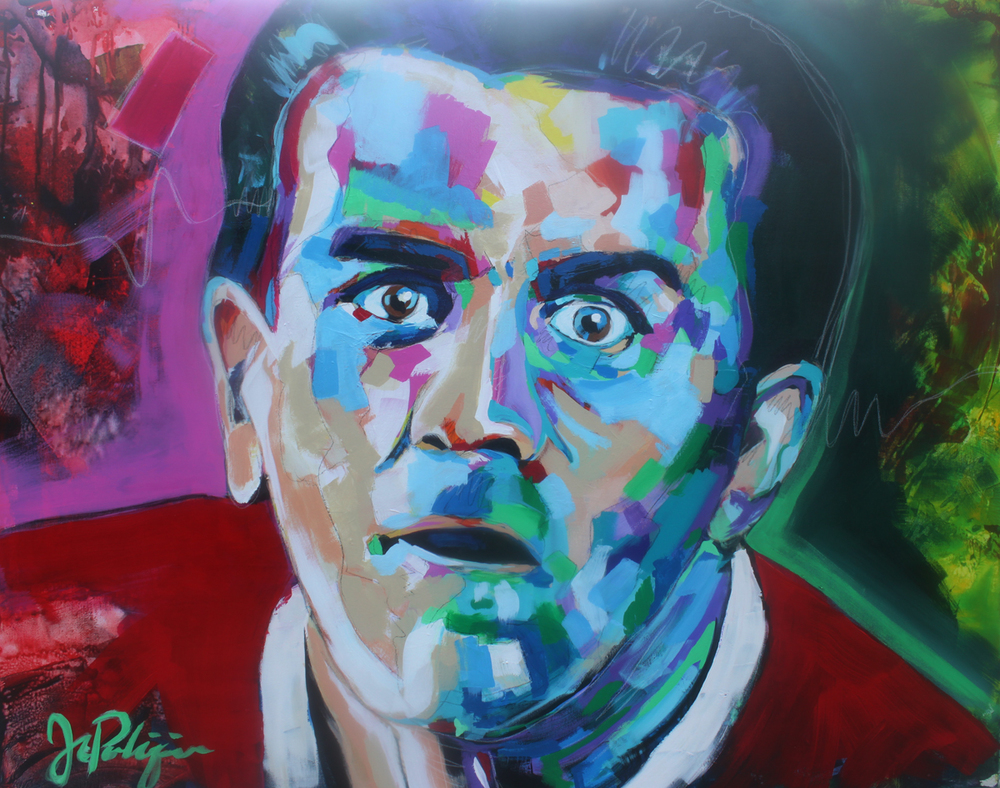 MAURICE RICHARD PAR JACOB POLIQUIN