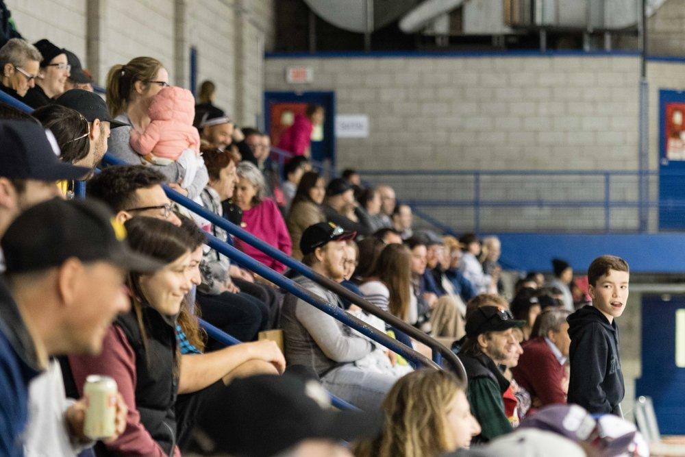 la lfa attire des foules lors de ses matchs de championnat qui viennent également en aides to charitable causes. Photo de Joseph Flemmings prise lors de la grande finale 2017
