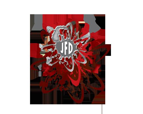 JFDvision - JFDVISION est la compagnie de création signature du propriétaire et créateur de la LFA, LUMILUXLOFT & l'ASSOCIATION DU HOCKEY BROTHERHOOD pour ne nommer que ceux-ci. Après avoir travaillé en photographie, le cinéma et la télévision en passant par le design intérieur et la fabrication de meubles et objets tous genres, Jean-François DesBois concentre maintenant ses efforts à créer une ligue de hockey qui redéfinie les balises établies tout en contribuant à la collectivité et en aidant les plus démunis.