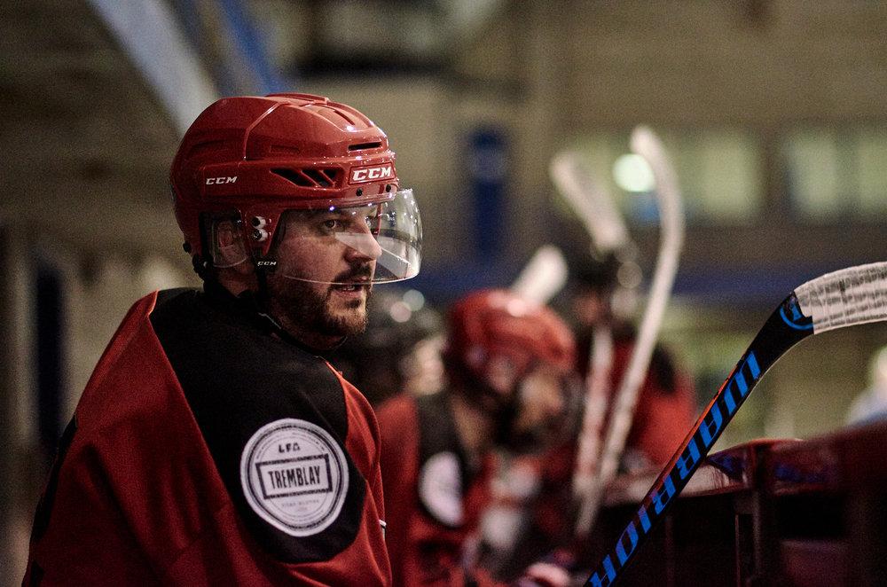 Paul Desgroseilliers assistant capitaine des Tomahawks (photo Alejandro Ortiz)