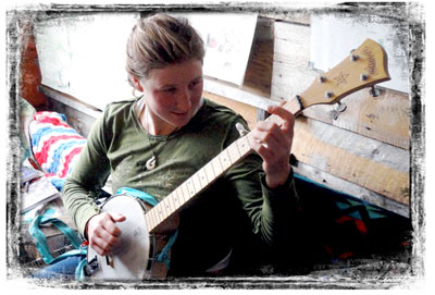 Robin Child, Backcountry Banjo Diva
