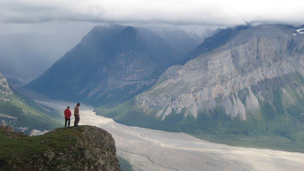 Nizina Glacier. Photo credit: Shawn Olson
