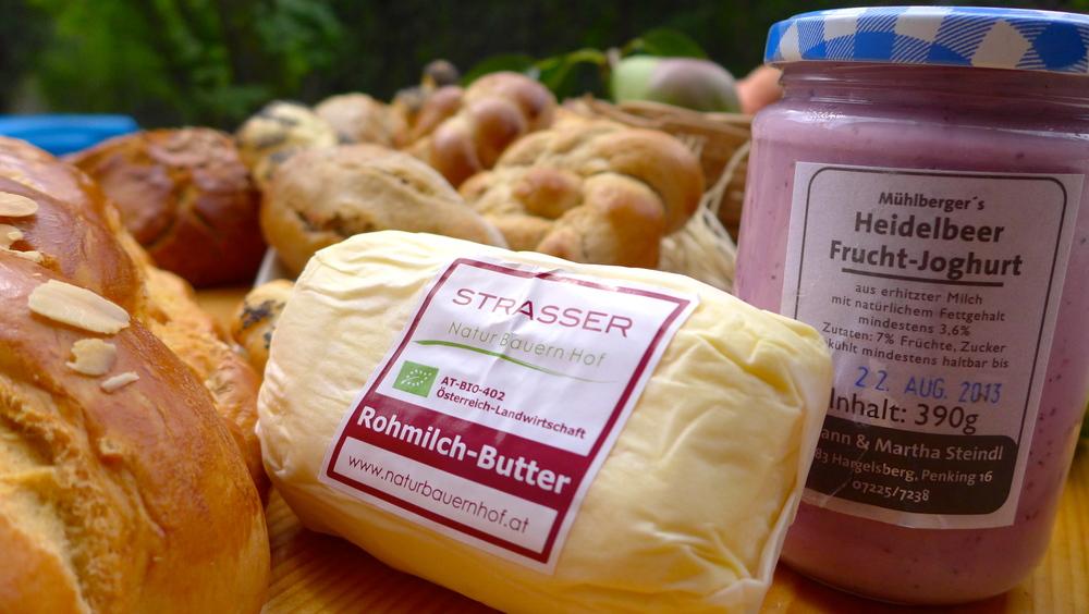 Da ein Hof allein nicht alles abdecken kann gibt es viele Bauern in der Umgebung die ihre Produkte am Gemüsehof anbieten.