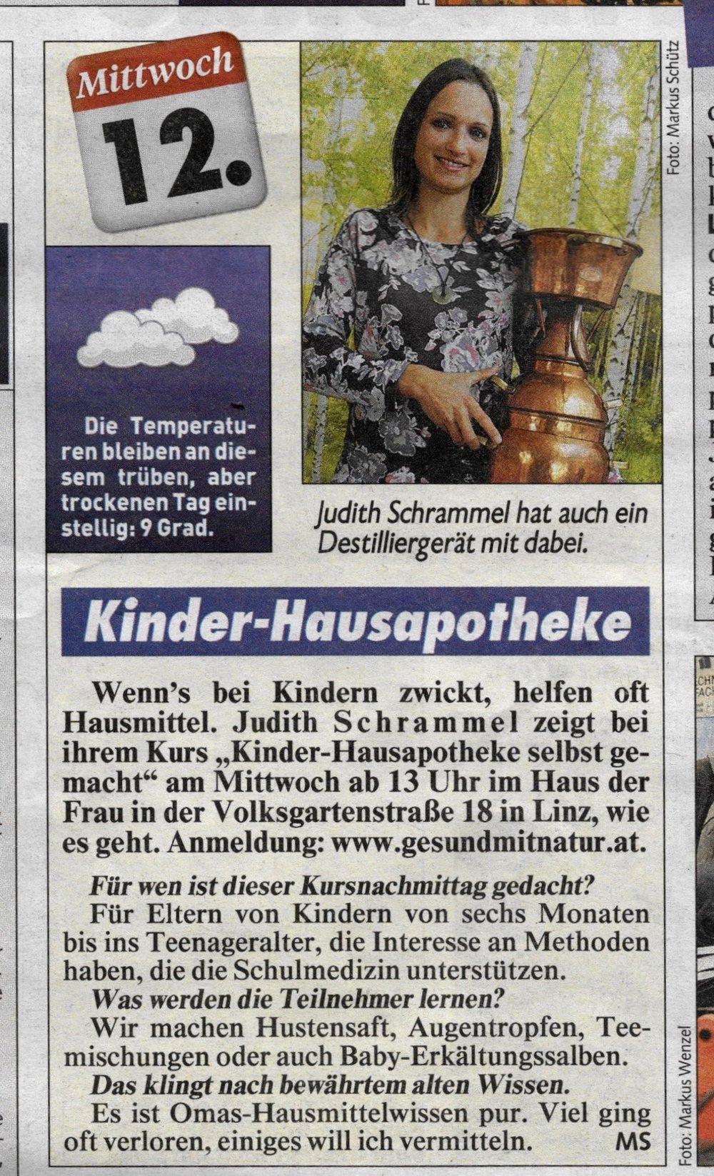 Kronen Zeitung 10. Oktober 2016