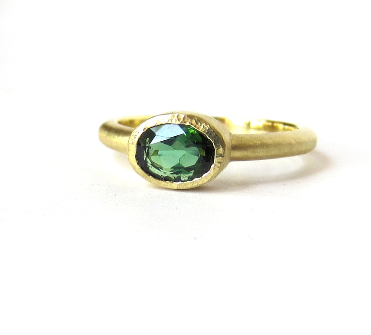 gemstone d gold tourmaline lr r mt quercus ring engagement raleigh green rings colored