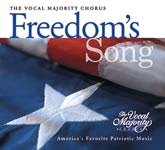 Freedom's Song  Patriotic Music  #VM18000  $15.00