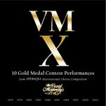 VM X Gold Medal Songs  #VM21000  $15.00