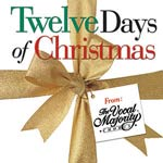 12 Days of Christmas  2000 Christmas Songs  #VM16000  $15.00