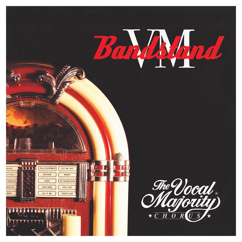 Booklet Front Cover: VM Bandstand