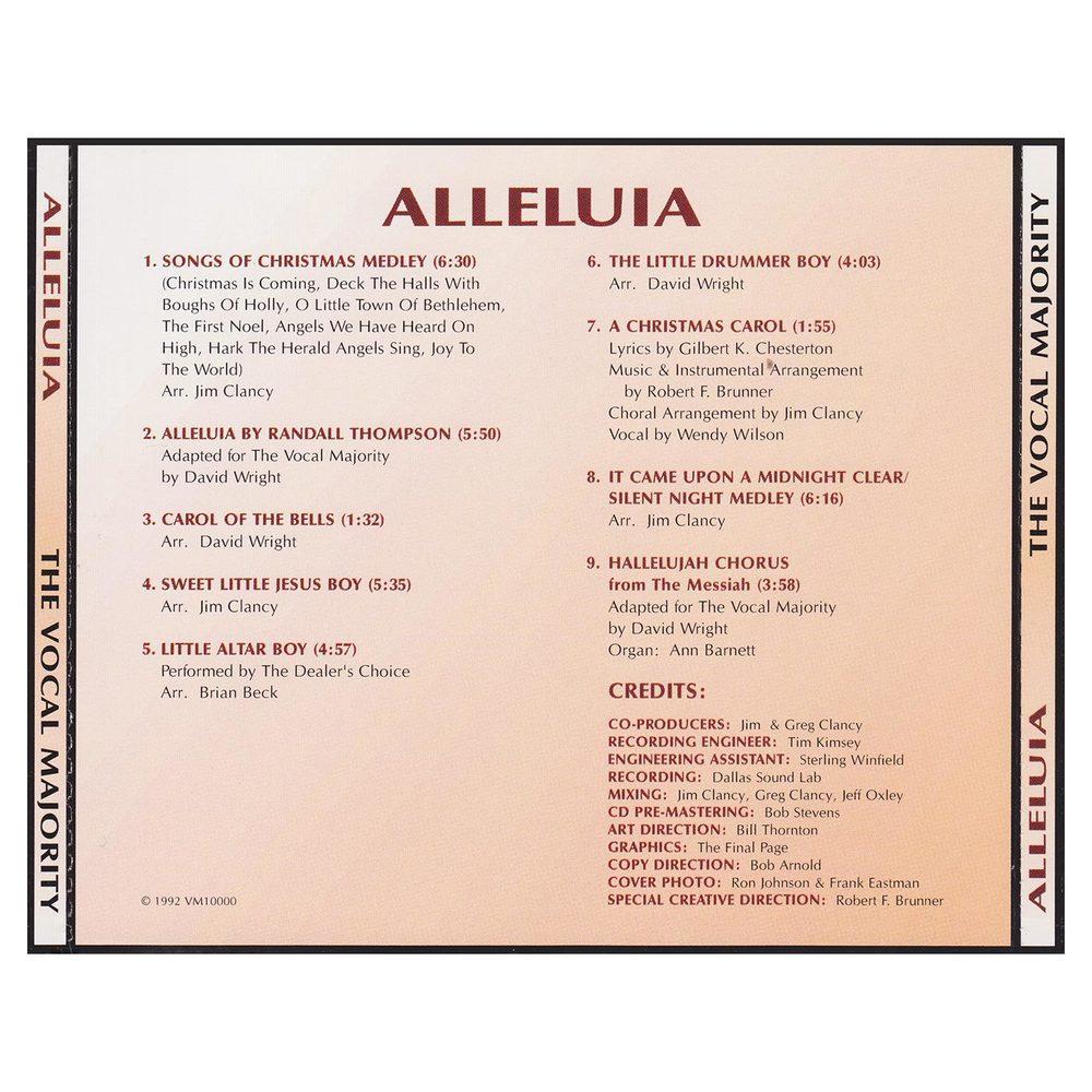 tray card alleluia - Christmas Hallelujah Lyrics