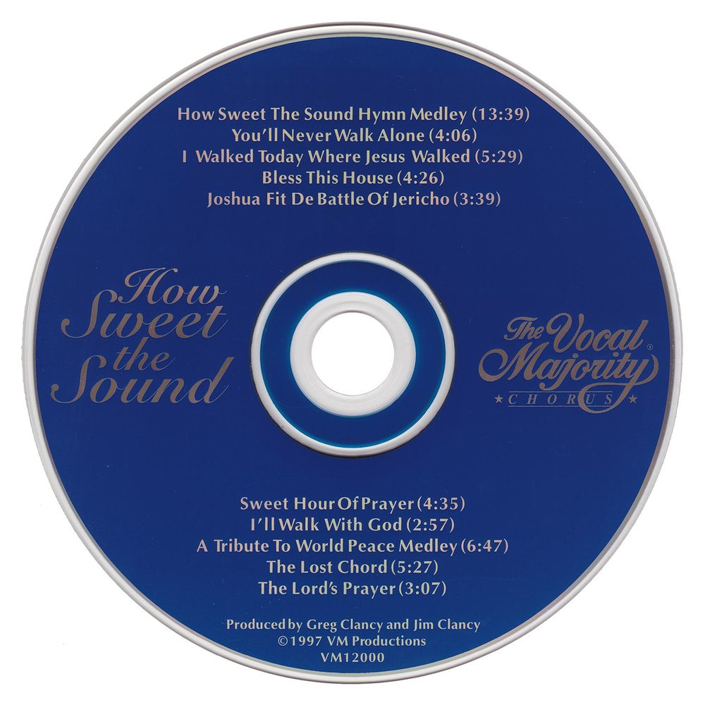 Disc Art: How Sweet the Sound