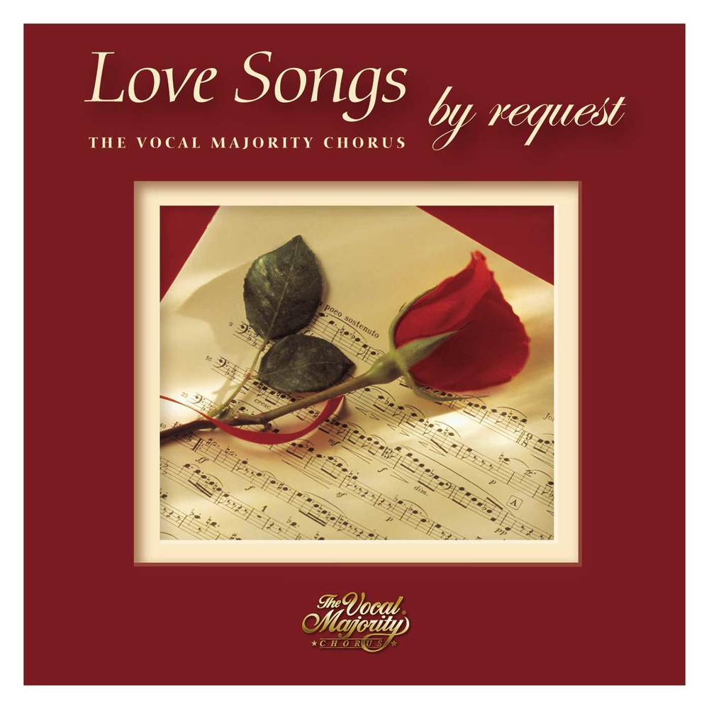 Booklet Front Cover: Love Songs By Request