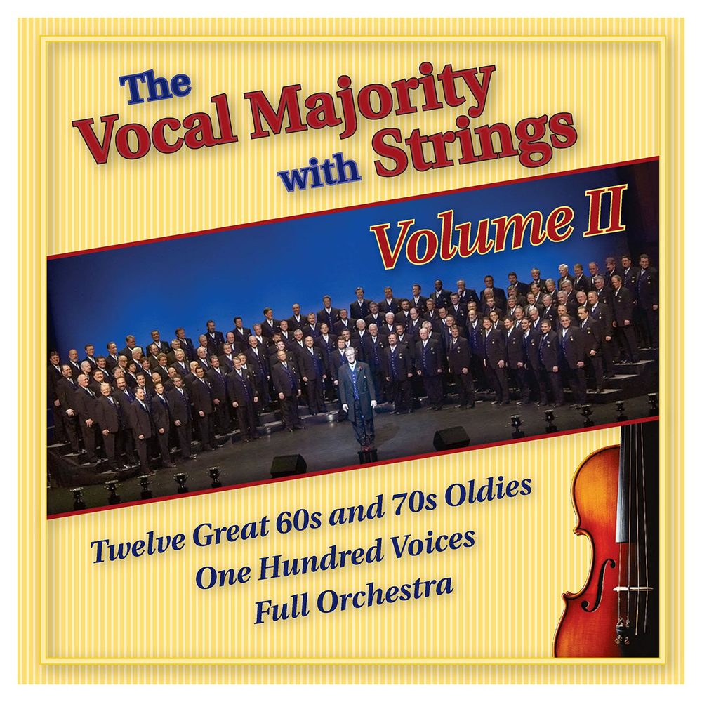Booklet Front Cover: VM With Strings Vol. 2