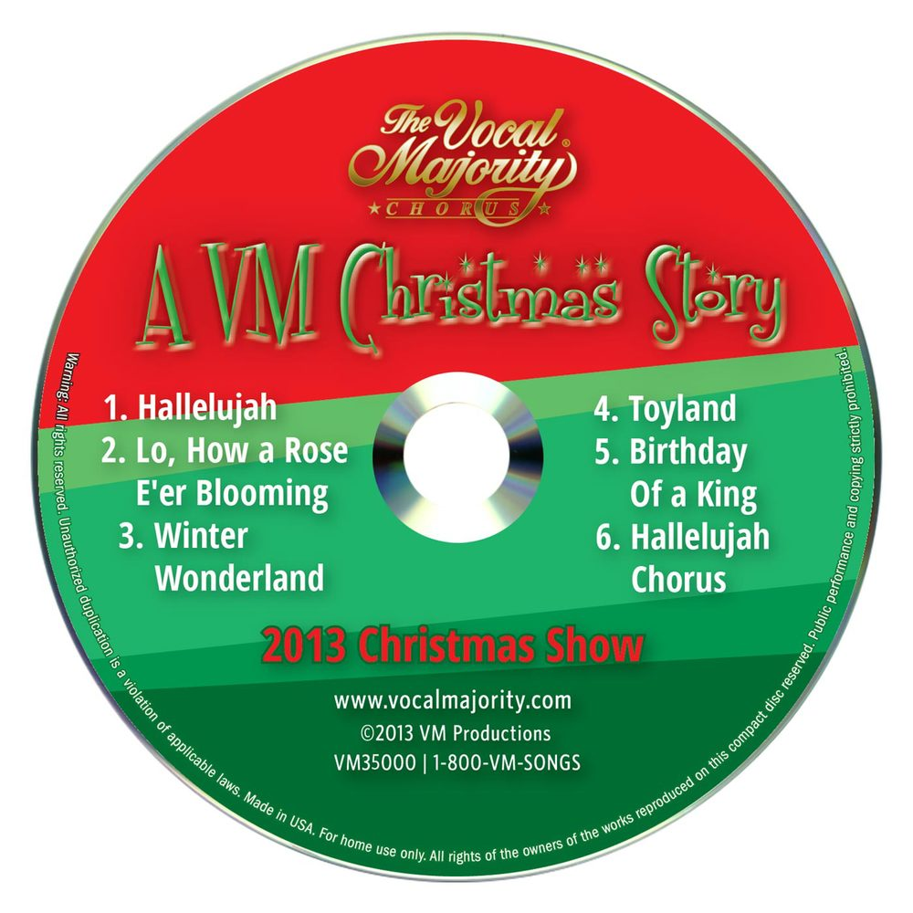 Disc Art: A Christmas Story