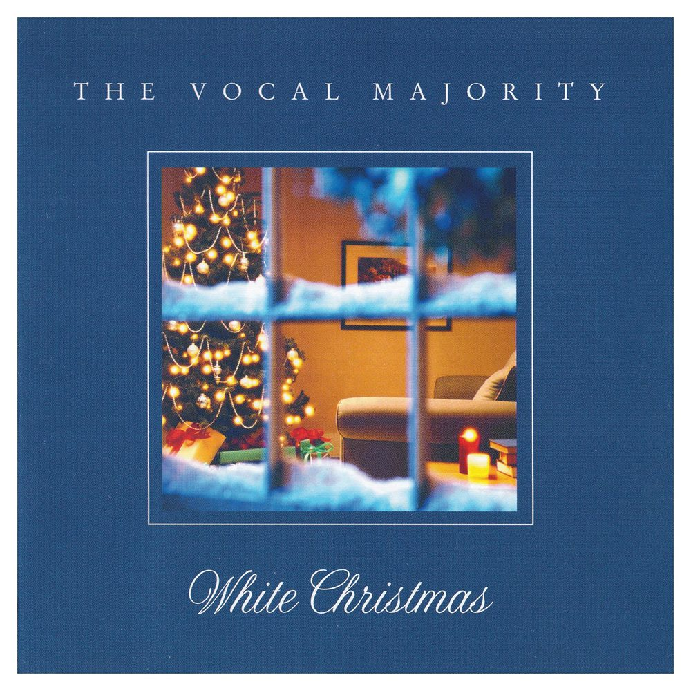 Booklet Front Cover: White Christmas
