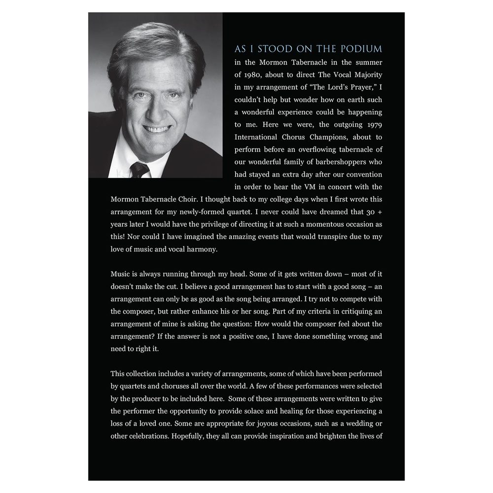Booklet Page 2: Jim Clancy Collection