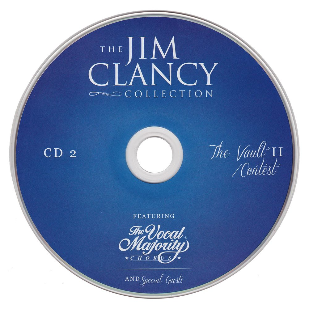 Disc Art CD 2: Jim Clancy Collection