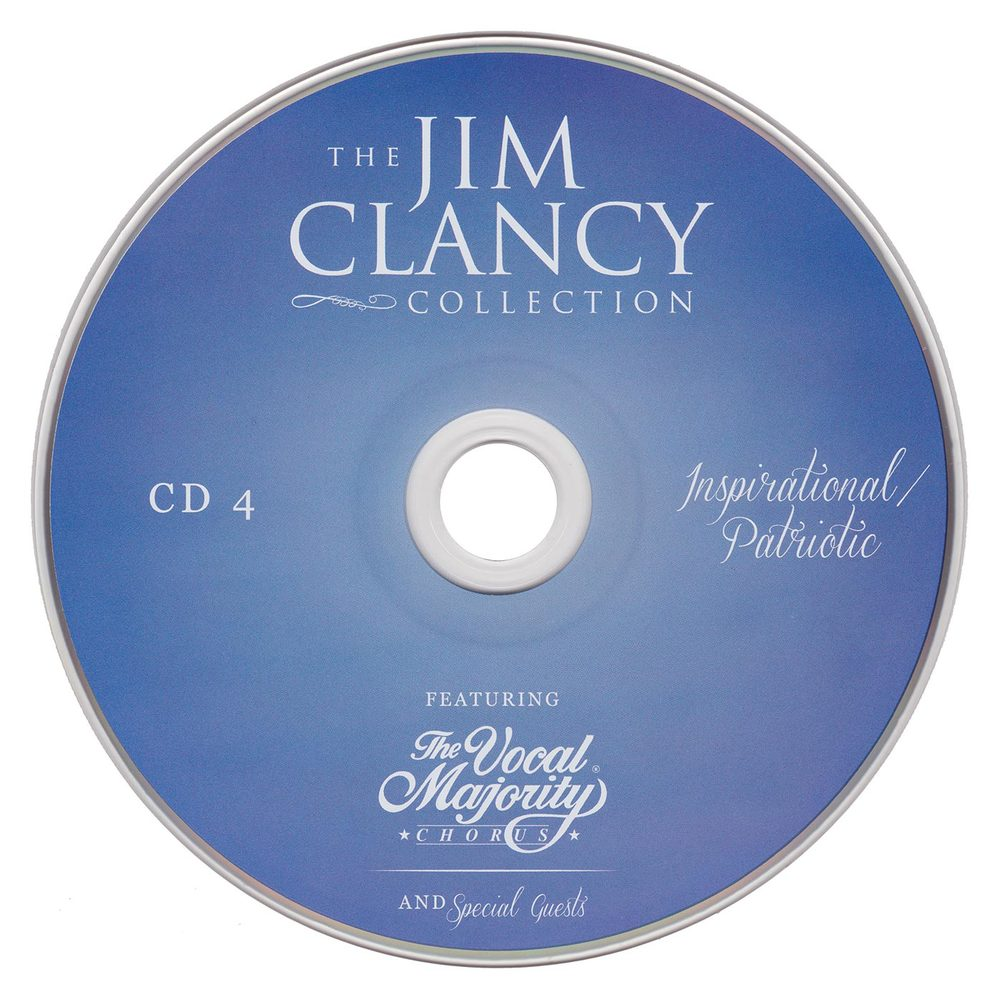 Disc Art CD 4: Jim Clancy Collection