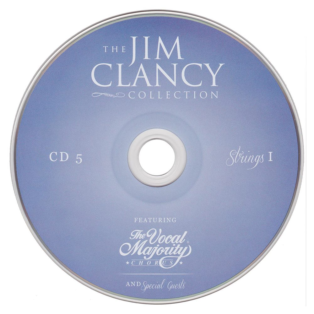Disc Art CD 5: Jim Clancy Collection