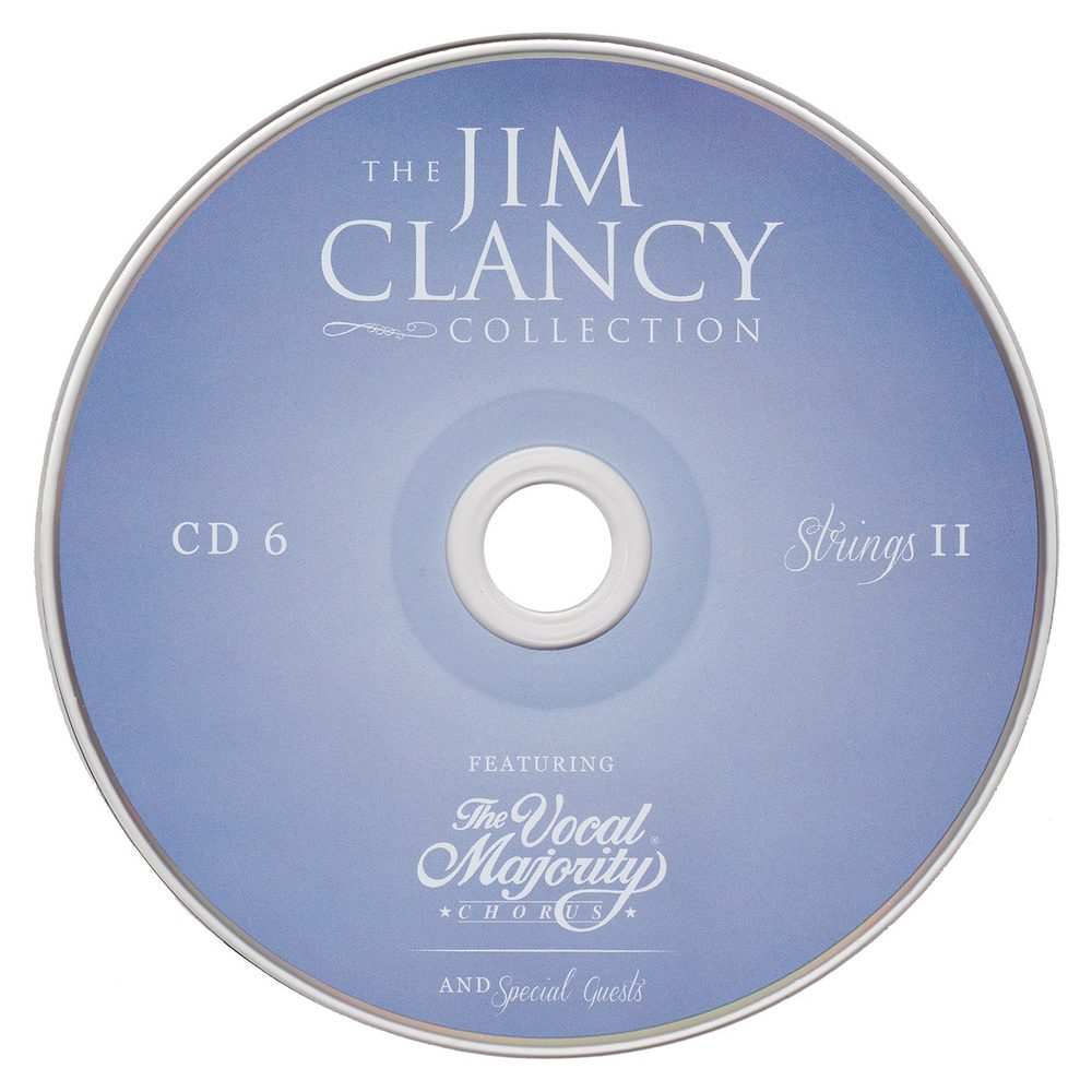 Disc Art CD 6: Jim Clancy Collection