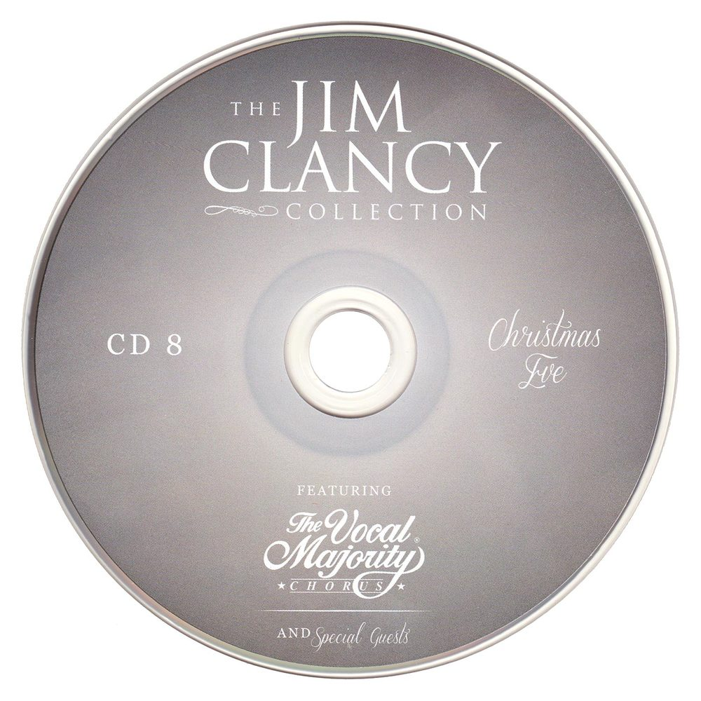 Disc Art CD 8: Jim Clancy Collection