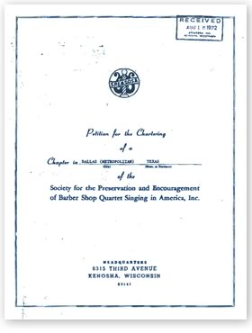 PDF of Original VM Charter from 1972
