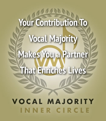 Contribute to Vocal Majority