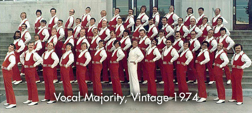 The VM Chorus, vintage 1974