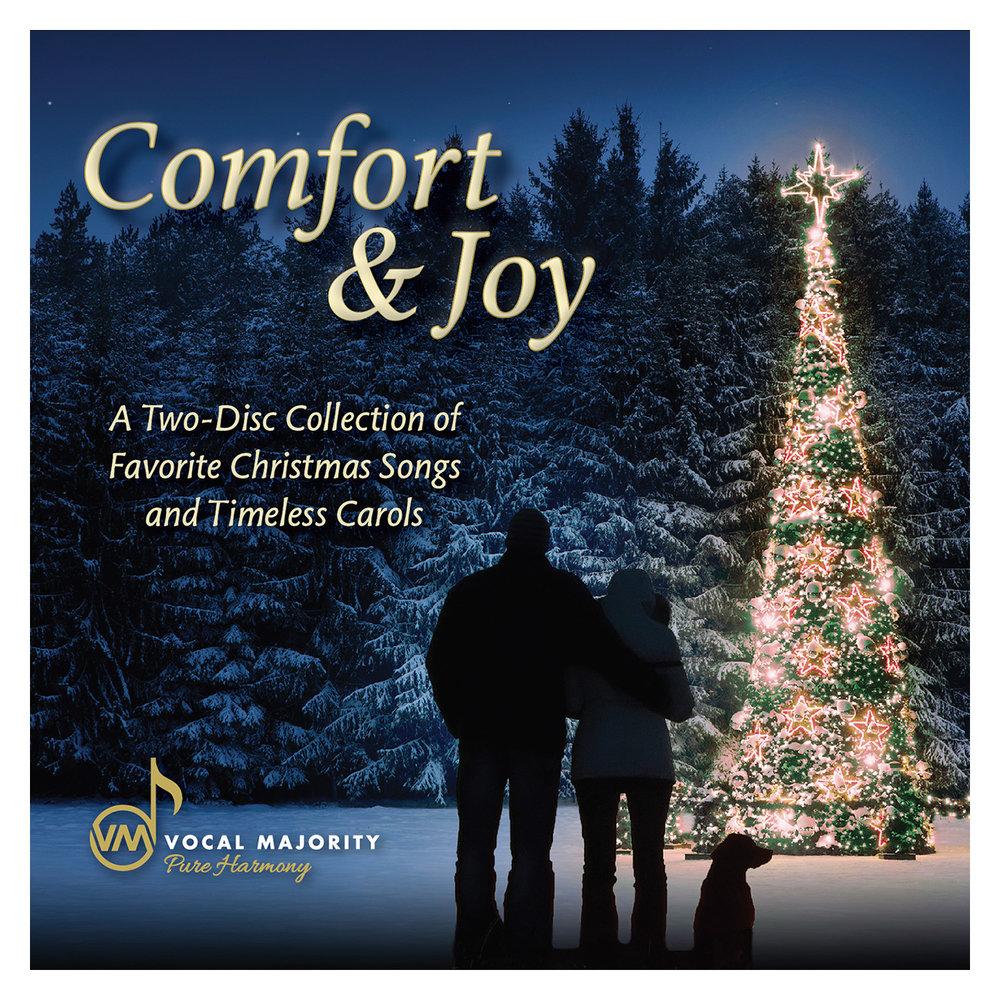 Front Cover: Comfort & Joy