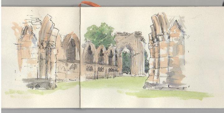Pen & Ink , York
