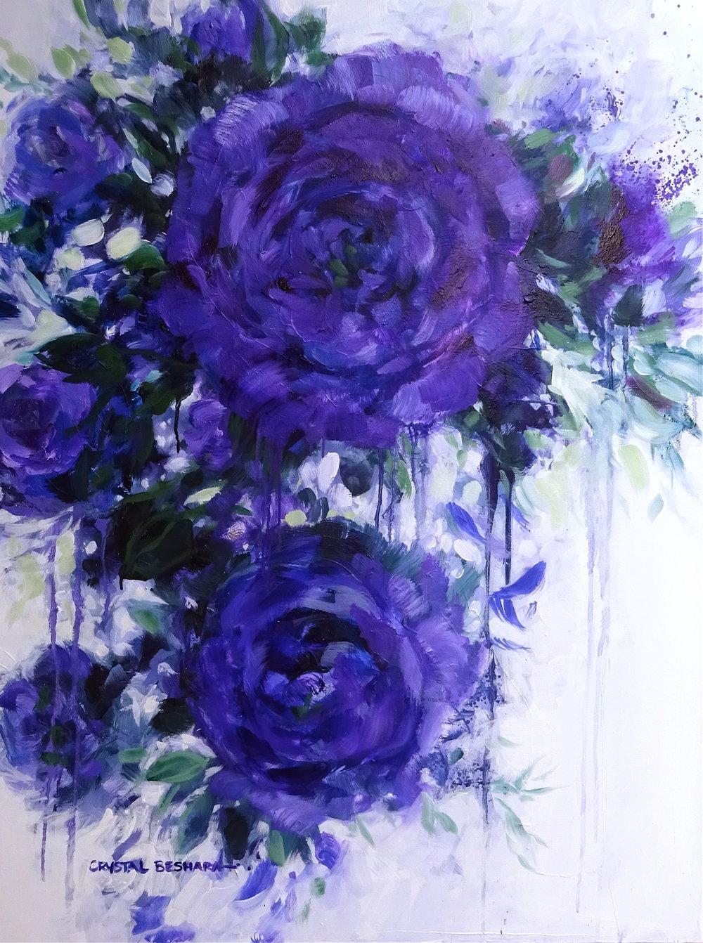 """Rosie's Blooms"" SOLD"