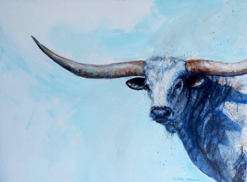 """""""Balance"""" oil on canvas 30"""" x40"""" $2530"""