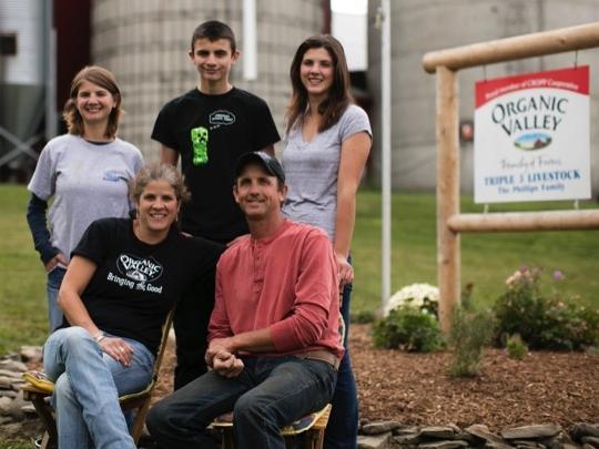 Triple 3 Livestock 100% Grassfed Organic Dairy Marathon, NY
