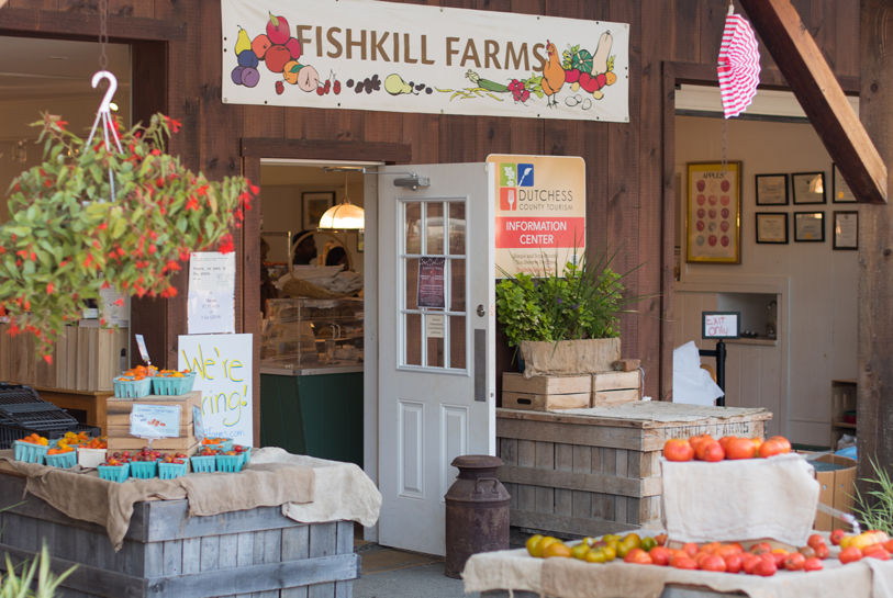 The farm store at Fishkill Farms East Fishkill, NY