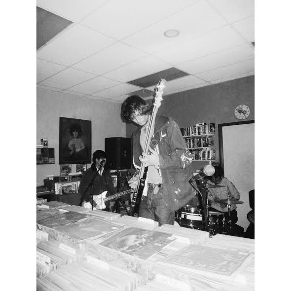 Vision at Burger Records