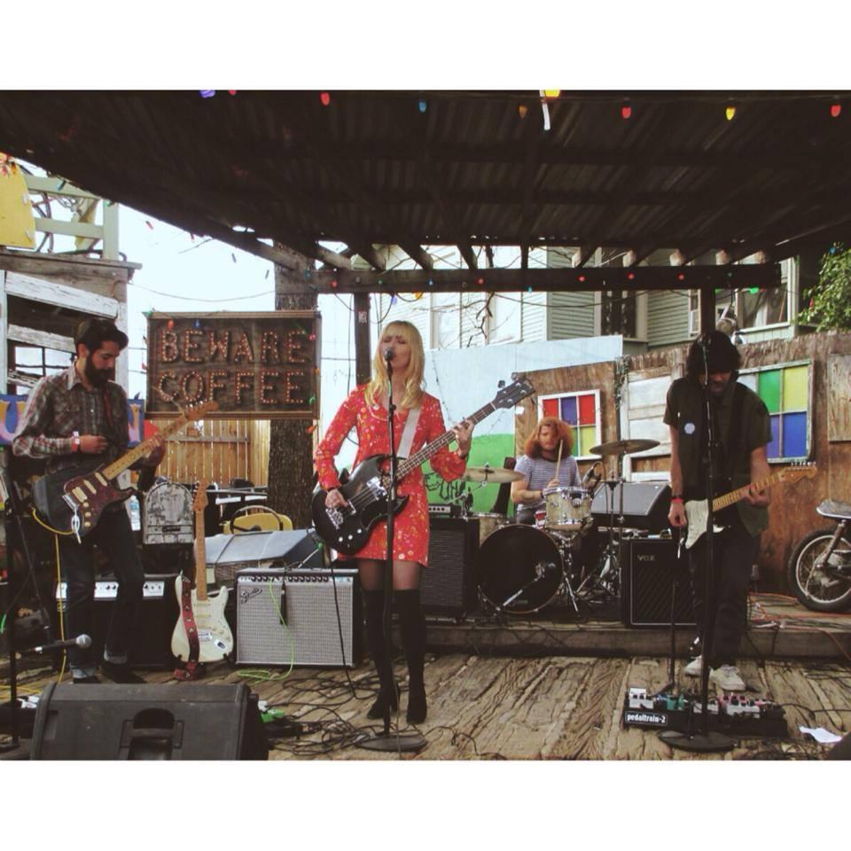 SXSW at Spiderhouse - Austin, Texas
