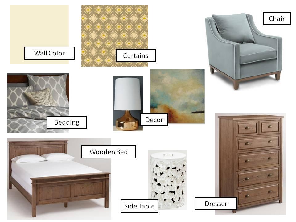 In-laws guest room design board (2)